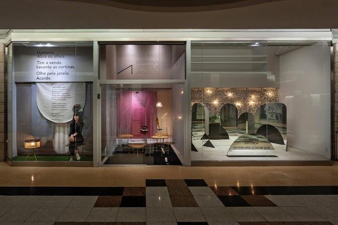 Shoppings de BH recebem a 1ª edição do projeto 'Janelas CASACOR Minas'