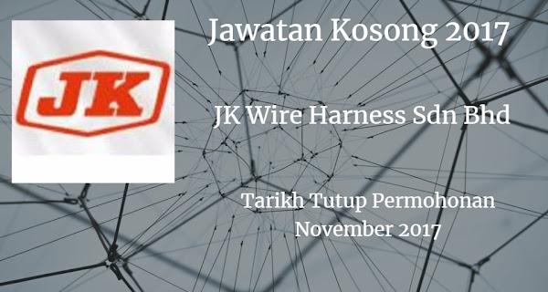 Jawatan Kosong JK Wire Harness November 2017 jk wire harness wiring diagrams jawatan kosong jk wire harness at bayanpartner.co