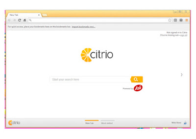 برنامج citrio browser