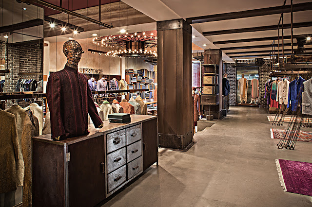 Green Pear Diaries, interiorismo, boutique, Heritage, Nueva Delhi, India, RMDK Architects