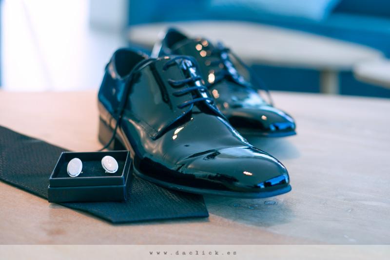 zapatos Angel Infantes