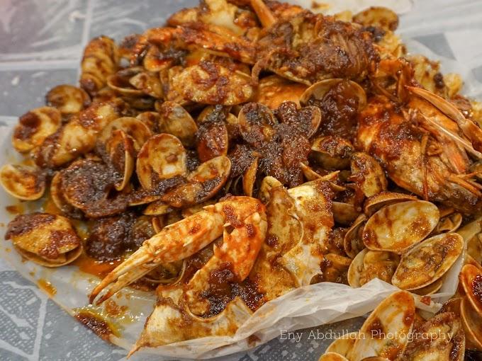 Shell Out Sedap Alor Setar di Arab Kitchen