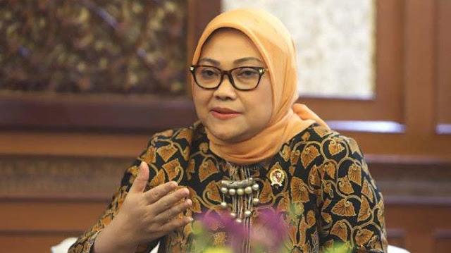 Menaker Ida Fauziyah Ajak Pelaku Usaha Terapkan Protokol K3