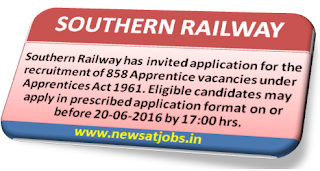 southern+railwaw+recruitment+2016