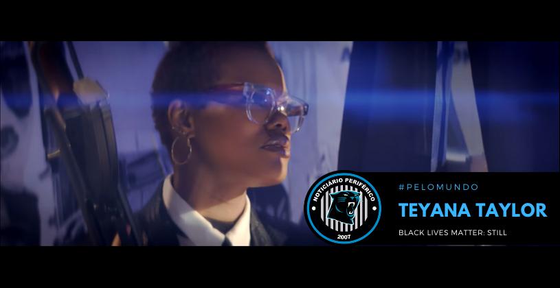 """Teyana Taylor lança o poderoso e sensível clipe de """"Still"""""""