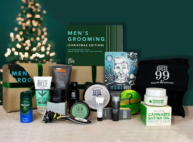 Latest in Beauty - Men's Grooming Christmas Edition 2020