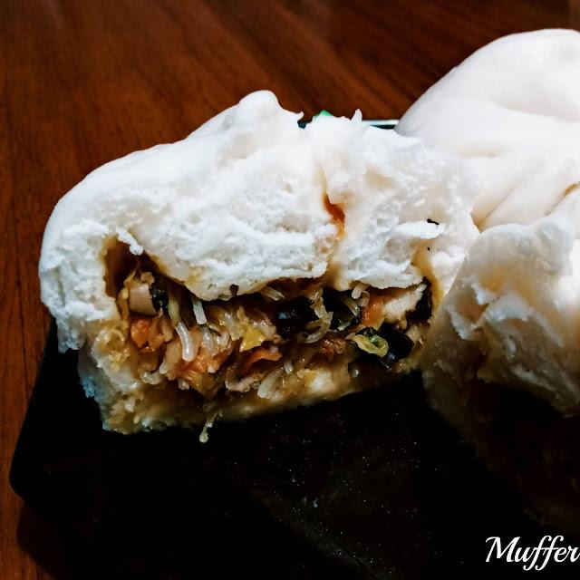 Mama Chau's - Bao Vegano