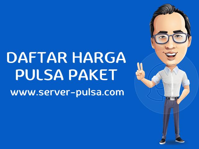 Daftar Harga Paket Nelpon dan SMS Murah Server-Pulsa.com