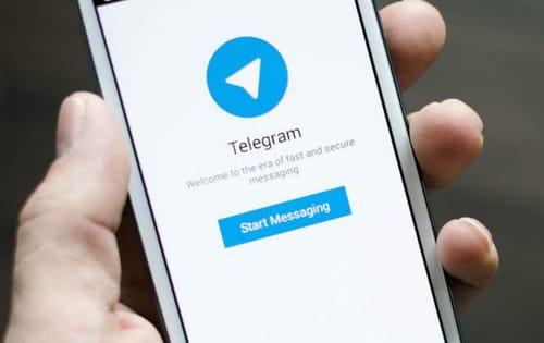A lawsuit against Apple for not removing Telegram