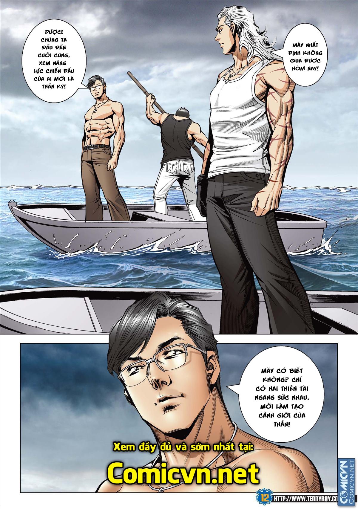 Người Trong Giang Hồ Chap 2154 - Next Chap 2155
