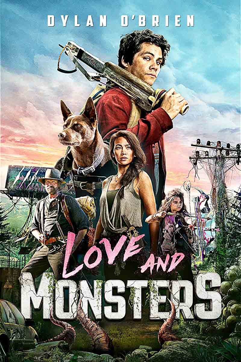 مشاهدة فيلم Love and Monsters 2020 مترجم