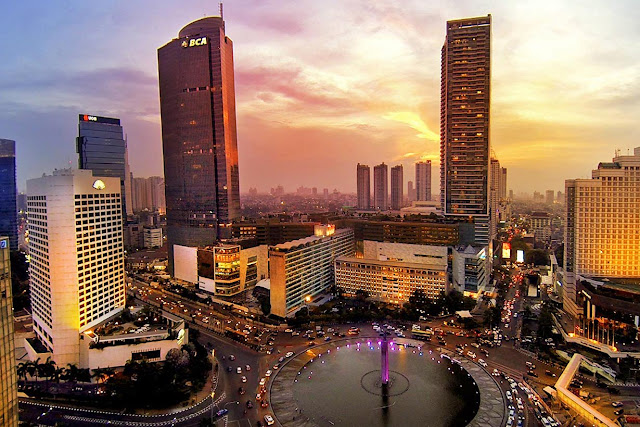 Things to do in Jakarta - grand indonesia shopping mall