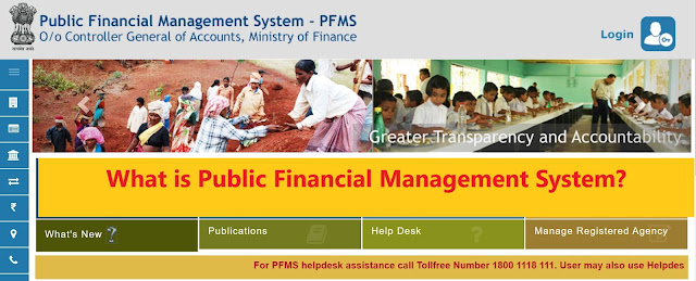 What is Public Financial Management System?