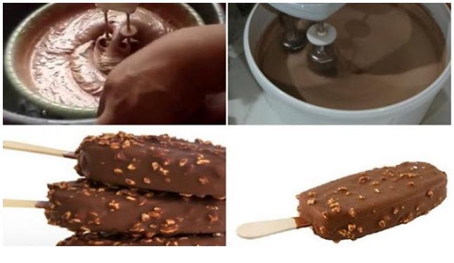 Resep Membuat Es Krim Magnum Sendiri di Rumah Super Lembut  Resep