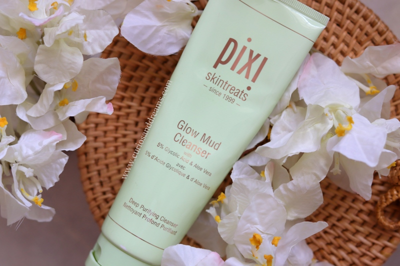 Pixi Glow Mud Cleanser, Pixi Glow Mud Cleanser india, Pixi Glow Mud Cleanser review