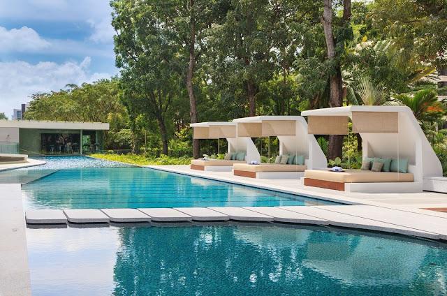 Ardmore Residence Pool