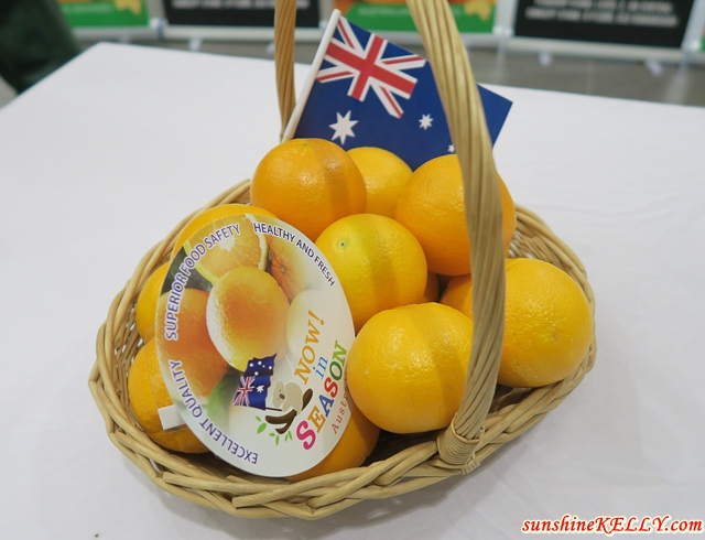 Healthy Food Happy You with Now In Season Australian Navel Orange