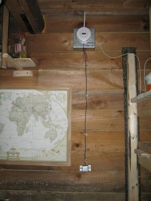 установка сигнализации в мастерской