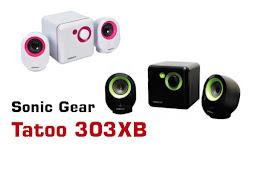Speaker PC Sonic Gear Tatoo 303XB Riview