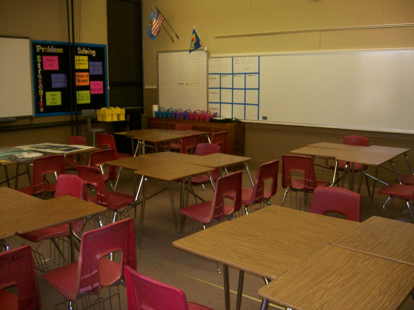 Classroom Setup Ideas For Middle School ~ Math love my classroom is done