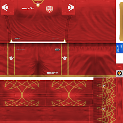 PES 6 Kits Bahrain National Team Season 2018/2019 by WindowOp