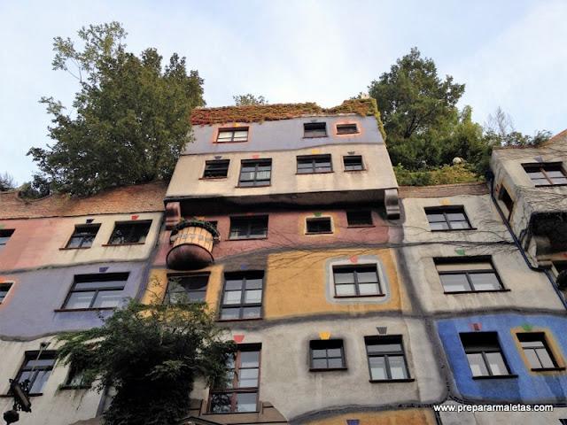 arquitectura en Viena
