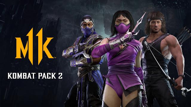 Análisis de Mortal Kombat 11 Ultimate - Personajes Kombat Pack 2