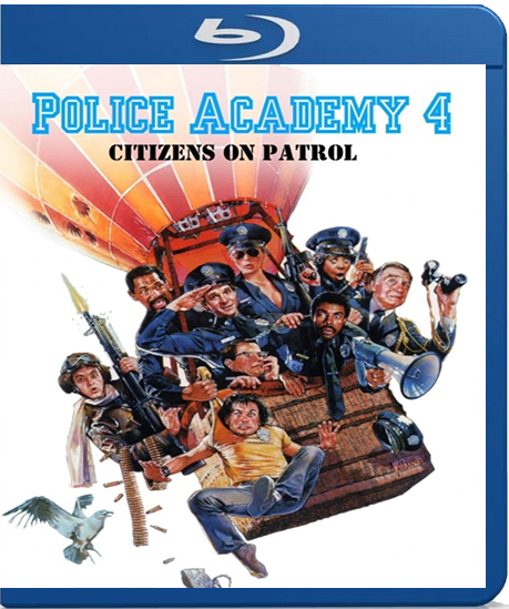Police Academy 4: Citizens on Patrol [1987] [BD25] [Latino – Castellano]