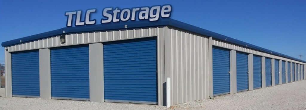 Self Storage Shawnee Ok   TLC Self Storage