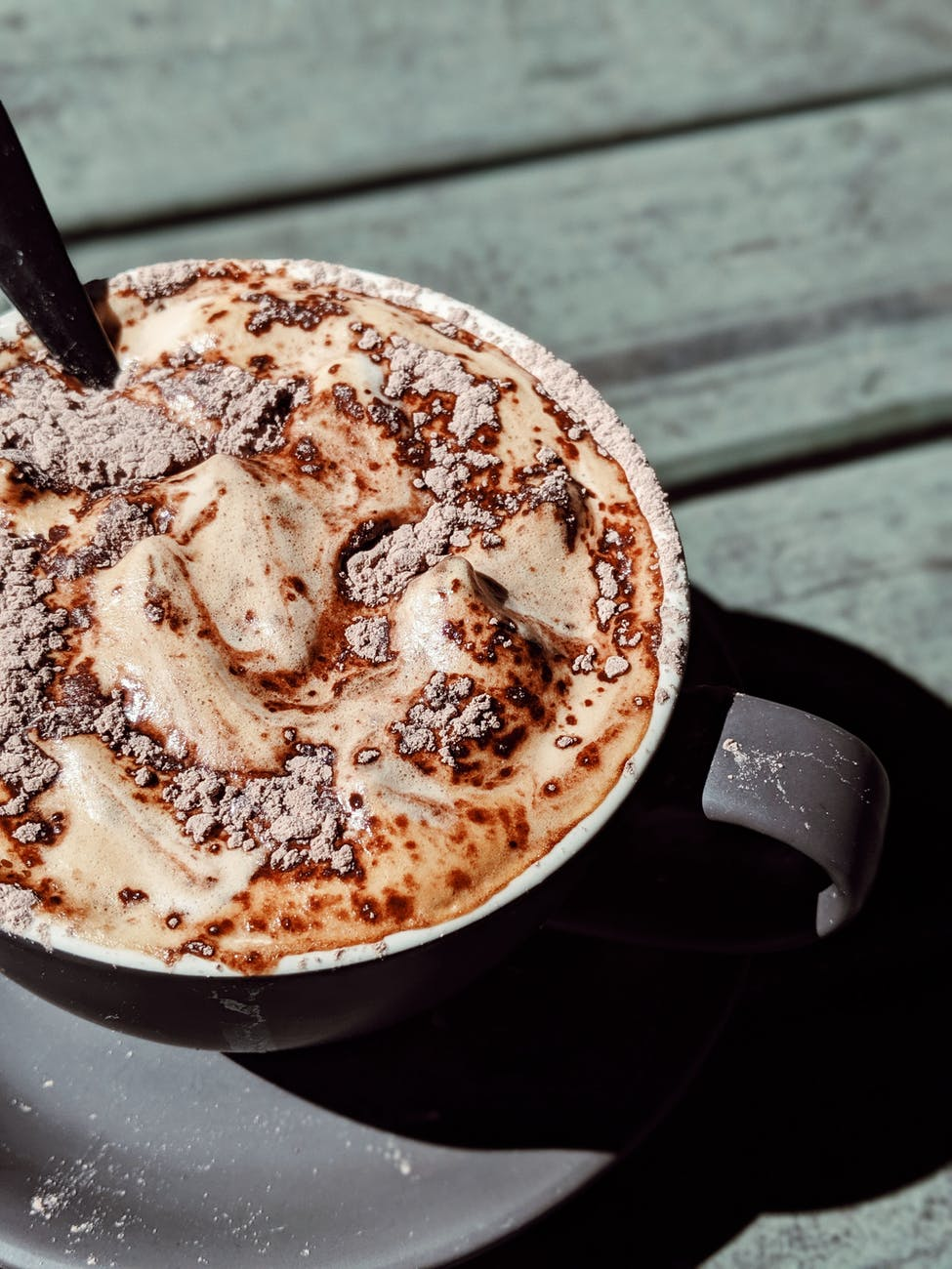 Christmas Days Out for Teens in North East England  - hot chocolate