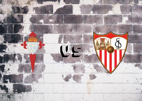 Celta de Vigo vs Sevilla  Resumen