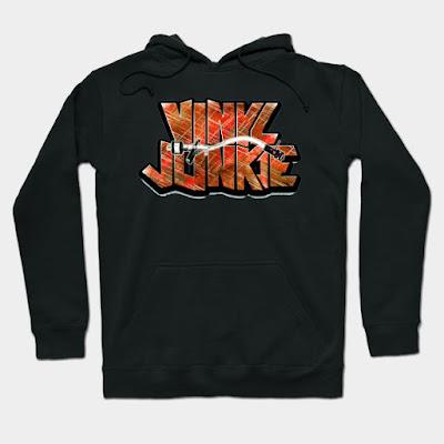 Vinyl Junkie Hoodie
