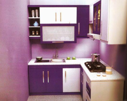 Konsep Dapur Tipe 36 Minimalis Modern