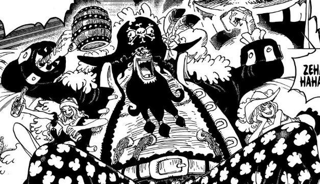 One Piece 926 Bahasa Indonesia: Gecko Moriah Bergabung dengan Kurohige?!