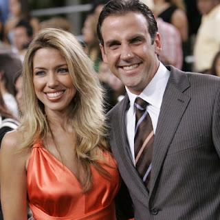 Veronica Rubio with her ex-husband Carlos Ponce