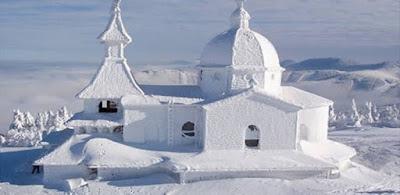 أبرد قرية فى العالم