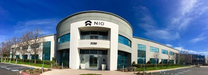 Las acciones de Nio caen después de que la compañía anuncia una oferta de 75 millones de acciones