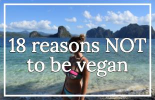 reasons vegan