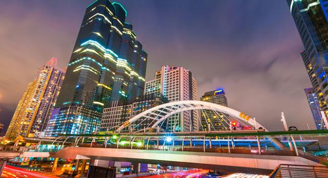 Aluguel de carro em Bangkok