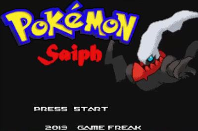 Pokemon Saiph en Español para GBA Imagen Portada