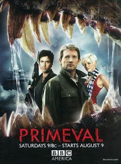 Primeval (Invasión Jurásica) Serie Completa Latino