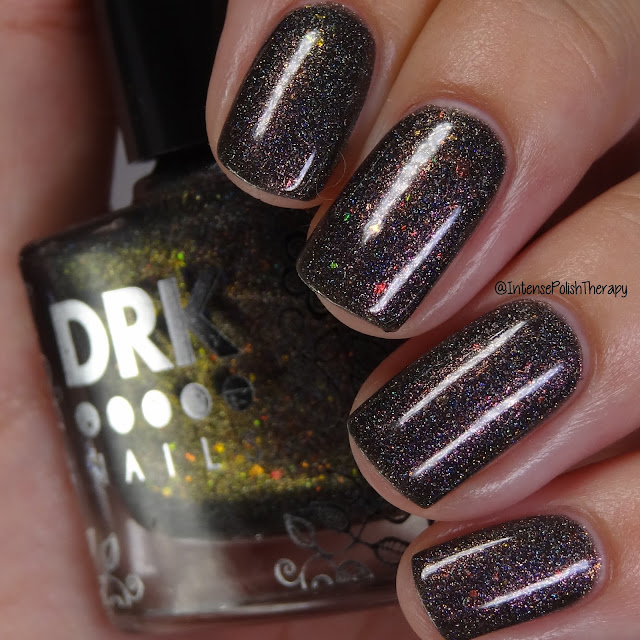 DRK Nails Be Gentle | HHC October 2019