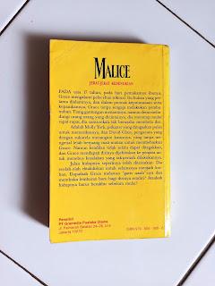 7 Malice Danielle Steel
