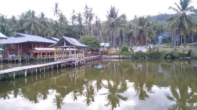 Wisata Alam Danau Bunong di Bolaang Mongondow Timur