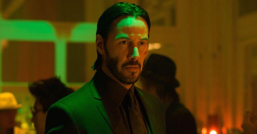 'John Wick' 4 e 5 de Keanu Reeves podem começar a filmar este ano