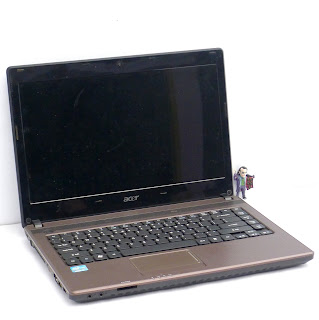Laptop Acer Aspire 4738Z Core i3
