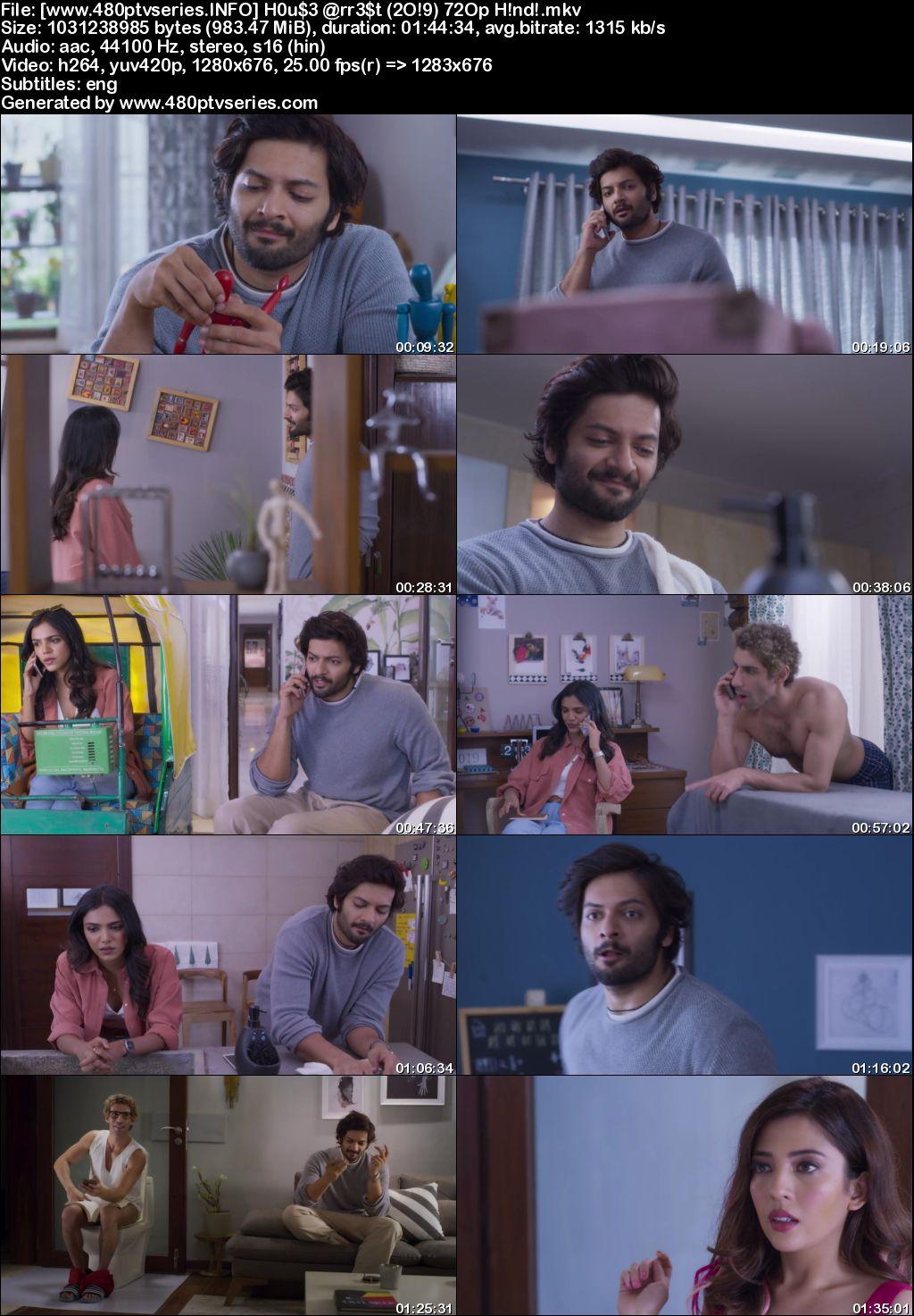 Download House Arrest (2019) 950MB Full Hindi Movie Download 720p Web-DL Free Watch Online Full Movie Download Worldfree4u 9xmovies