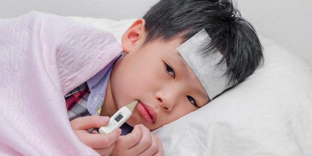 Lindungi Anak-anak dengan Mencegah Penyakit Flu