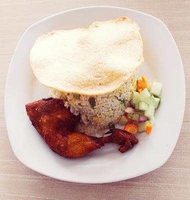 Menu Nasi Goreng Kencur