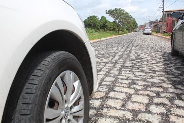 Obras de drenagem e pavimentação do Planalto atingem 30% de  execução